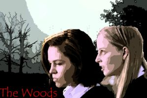 The Woods 2006 Wallpaper by Mick81