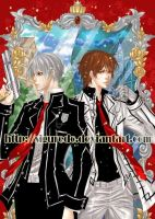 vampire knight fanart 4 by siguredo