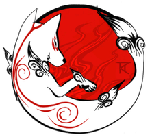 Okami Search Engine by KaitouKat