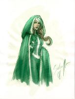 Rogue - Sketch by StephenSchaffer