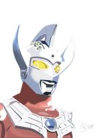 Ultraman Taro by Dayheart