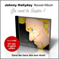 Johnny Hallyday : nouvel album by PhantomxLord