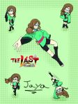 Jaya Itomo: (The Last) Design by SakuraDreamerz2