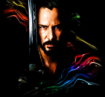 Keanu Reeve 47 Ronin by donvito62