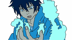 Blue exorcist - Rin Okumura 4 by maya264