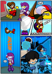 Project Megaman Z Page 38 by aquapaulo