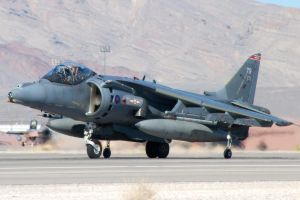 GR9 Harrier by Atmosphotography