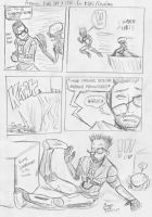 Freeman Falls Off A Cliff by mayuzane