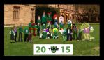 TMNT-U Class Photo 2015 by TMNT-Raph-fan
