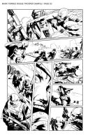 ROGUE TROOPER sample Page 02 by mytymark
