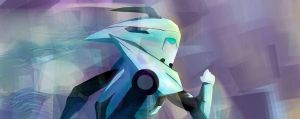 Blurr by Wraitany