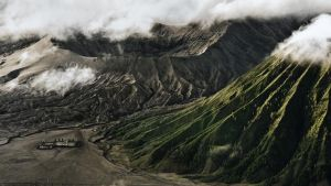 Mount Bromo by simayi1983