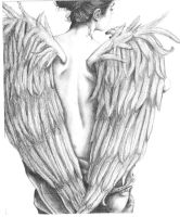 Your Angel by CrowDevine