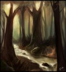 April :: Forest by brbianca