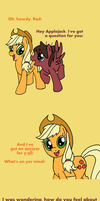 Apropos gets SHOT DOWN! by RedApropos