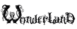 Wonderland - Logo by Szenandoah