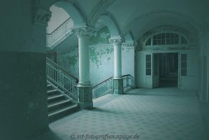 abandoned mysterious places No.1 by MT-Photografien