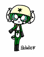 Rekuku- new Character :D by blobers