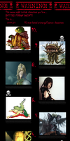 My top 10 Most Hated Final Fantasy characters by Lucky-JJ