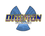Digimon Fuelled Logo by Gomamon4life