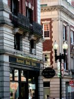 Harvard Book Store by ChappyApple