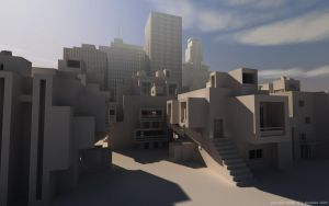 City test render by GrungeTV