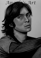 CILLIAN MURPHY 2 by AngelasPortraits