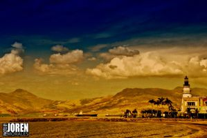 Lighthouse Subic by Delinquente