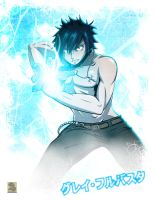 Gray Fullbuster by Primogenitor34