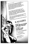 Kadasig revised credits page by Iantoy