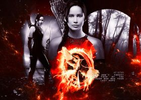 The Hunger Games by GalleryGestapo