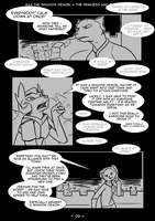 The Monster and the Princess - Page 02 by Thalateya