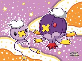 Drifloon and Drifblim