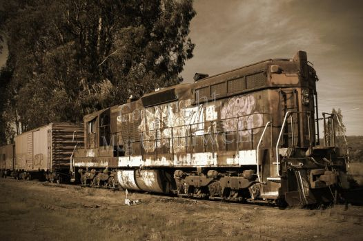 Nostalgia: Western-Pacific RR by the-shutterbug