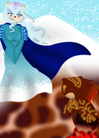 Sages of Earth and Ice by CrystalizedNight
