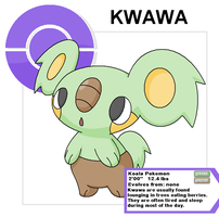 Kwawa old by Cerulebell