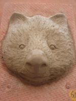 Wombat by dog-sausage