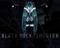 Black Rock Shooter... by Meeji
