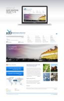 Rapid Response Project RRP Website Redesign by rizpixel