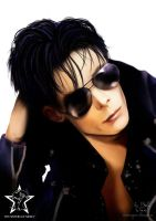 Andrew Eldritch by Skull2