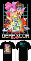 Derpycon 2015 Convention Shirt Design by kevinbolk