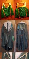 Loki: Agent of Asgard Cosplay by witchcraftywolfen