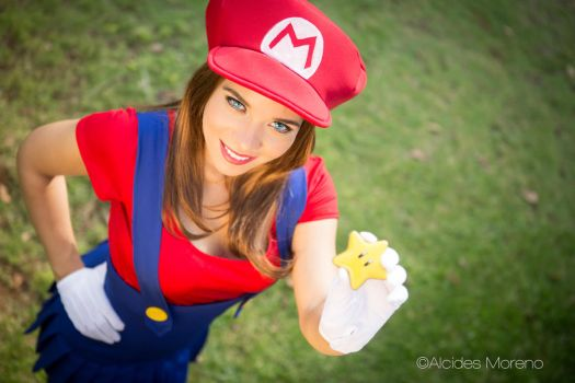 Maria Bros Cosplay by Windelle