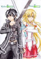Sword Art Online by kurobas