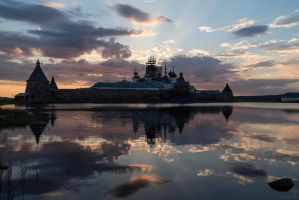 Solovetsky Monastery... by my-shots