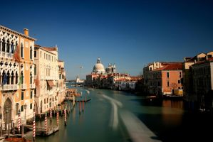 The Grand Canal by paddimir