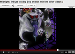 Midnight: King Boo Tribute With Videos - Youtube by Iceveyn