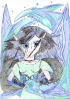 Lily, Element of Water by fairychick1025