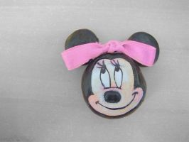 Minnie Mouse by maluka3