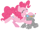 Pinkie x T3 by XNightMelody